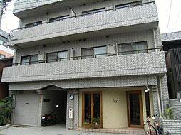 京都府京都市中京区三条町の賃貸マンションの外観