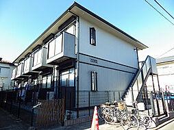 富士見ハイツB[102号室]の外観