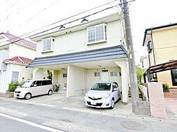 [テラスハウス] 千葉県茂原市中部 の賃貸【/】の外観