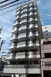 シティガーデン奈良屋[4階]の外観