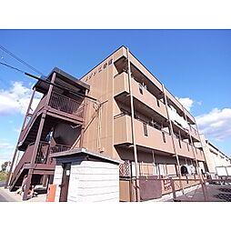 奈良県桜井市上之庄の賃貸マンションの外観