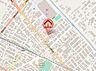 地図,2LDK,面積45.36m2,賃料4.7万円,道南いさりび鉄道 七重浜駅 徒歩6分,,北海道北斗市七重浜4丁目31番9号