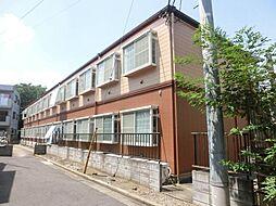 東京都江戸川区一之江3丁目の賃貸アパートの外観