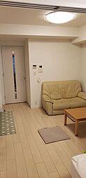 1DKの居間