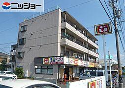 シャトー桐野[3階]の外観