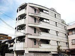 キューブ東武庫之荘II[3階]の外観