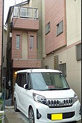 [一戸建] 東京都大田区仲六郷3丁目 の賃貸【/】の外観