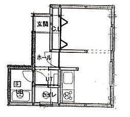 自衛隊前駅 3.6万円