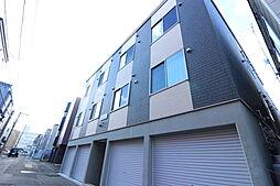 札幌市営南北線 麻生駅 徒歩9分の賃貸アパート
