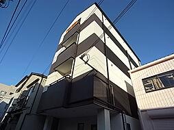 兵庫県神戸市長田区本庄町4丁目の賃貸マンションの外観