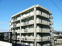福岡県春日市岡本6丁目の賃貸マンションの外観