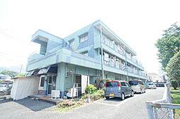山愛コーポ[1階]の外観