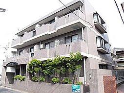 ローズガーデンA36番館[2階]の外観