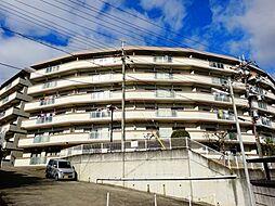 エスポアール岩根[4階]の外観