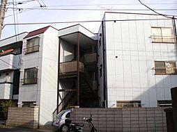 神奈川県川崎市川崎区田島町の賃貸マンションの外観