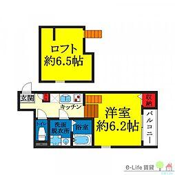 杉本町駅 5.3万円