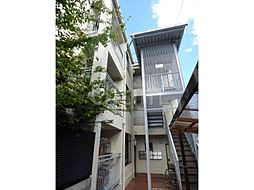 マンション中野[2階]の外観
