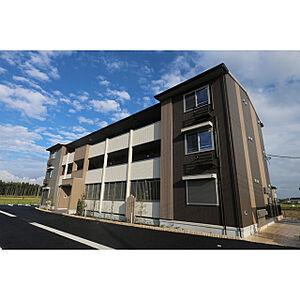 外観,1LDK,面積40.21m2,賃料7.5万円,つくばエクスプレス つくば駅 3.6km,つくばエクスプレス 研究学園駅 5.2km,茨城県つくば市柴崎955−5