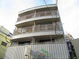 マンション嵯峨[2B号室]の外観