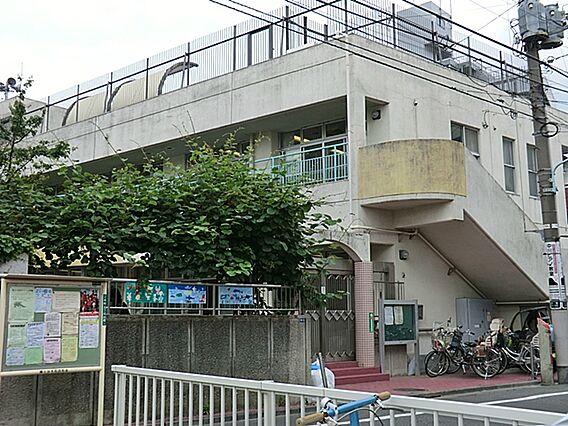 幡ヶ谷保育園:...
