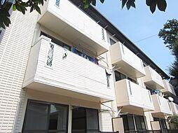 ヒマワリハイツI[1階]の外観