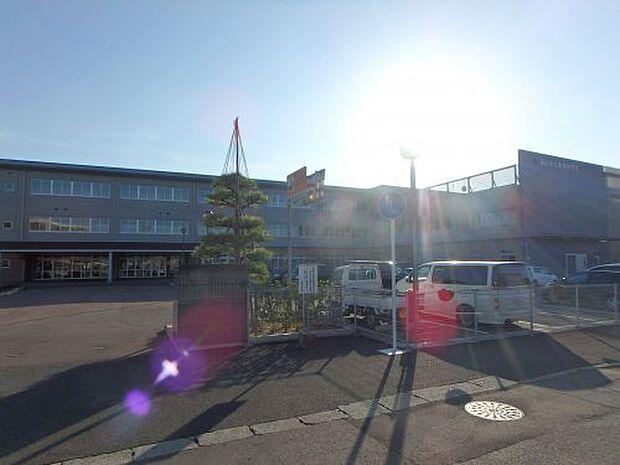 【中学校】富山市立南部中学校まで2876m