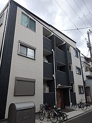 大阪府大阪市生野区小路東1丁目の賃貸アパートの外観