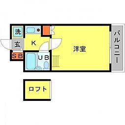西田辺駅 3.9万円