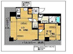 薬院大通駅 11.0万円