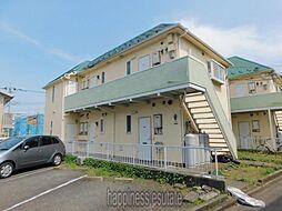 上野毛ハイツ[2階]の外観