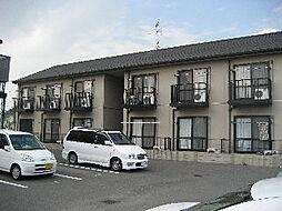 シャーメゾンスイート B棟[1階]の外観