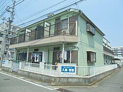 メゾン鶴ヶ島[207号室号室]の外観