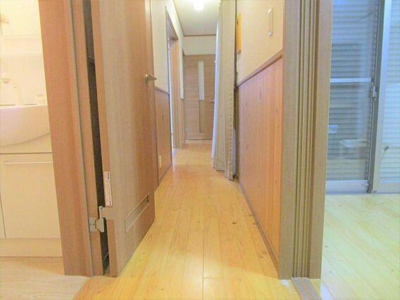 【廊下:リフォ...