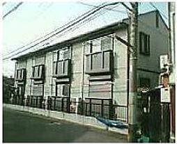 神奈川県横浜市金沢区六浦4丁目の賃貸アパートの外観