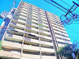 コスモシティ鶴橋駅前[603号室]の外観