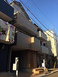 [一戸建] 神奈川県横浜市鶴見区上末吉4丁目 の賃貸【/】の外観
