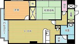 ケイジュカンI[2階]の間取り