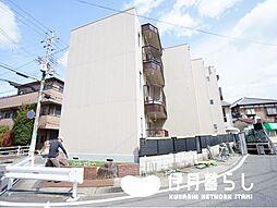 兵庫県伊丹市堀池2丁目の賃貸マンションの外観