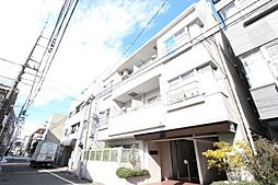 クレール第二京王多摩川 三方角部屋
