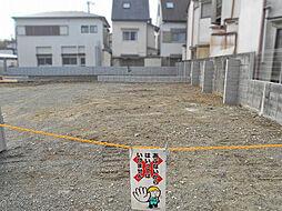土地(長岡京駅から徒歩25分、114.17m²、2,390万円)