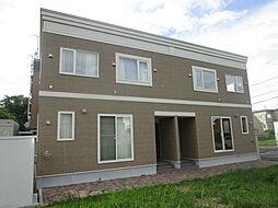 [タウンハウス] 北海道札幌市北区西茨戸四条2丁目 の賃貸【/】の外観