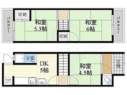 三国駅 4.5万円