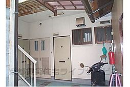 コーポヤスミ[203号室]の外観