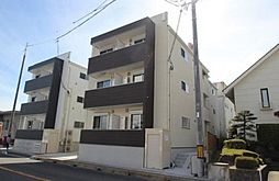 広島電鉄宮島線 楽々園駅 徒歩19分の賃貸アパート