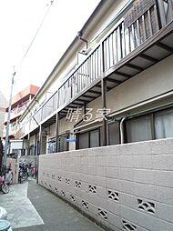 北新宿エンジェル[1階]の外観