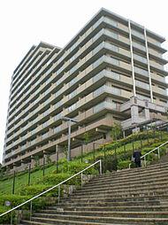 兵庫県神戸市北区鹿の子台北町2丁目の賃貸マンションの外観