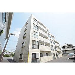 埼玉県川越市脇田新町の賃貸マンションの外観