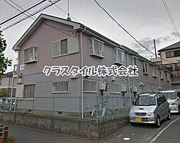 [テラスハウス] 神奈川県海老名市大谷北4丁目 の賃貸【/】の外観