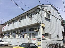 宮城県仙台市青葉区小松島1丁目の賃貸アパートの外観