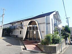 ラ・フェ・ブランシュ岡本[102号室]の外観